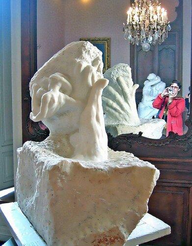 В музее О.Родена