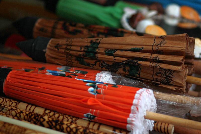 Сувенирные магазины в Краби