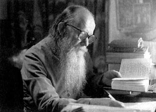 Протоиерей Лев Лебедев