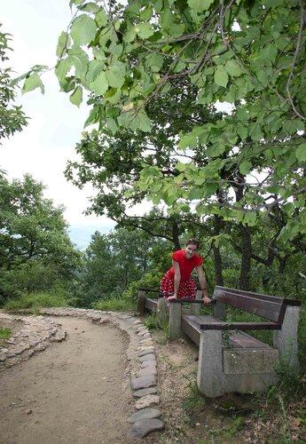 в Кисловодском парке