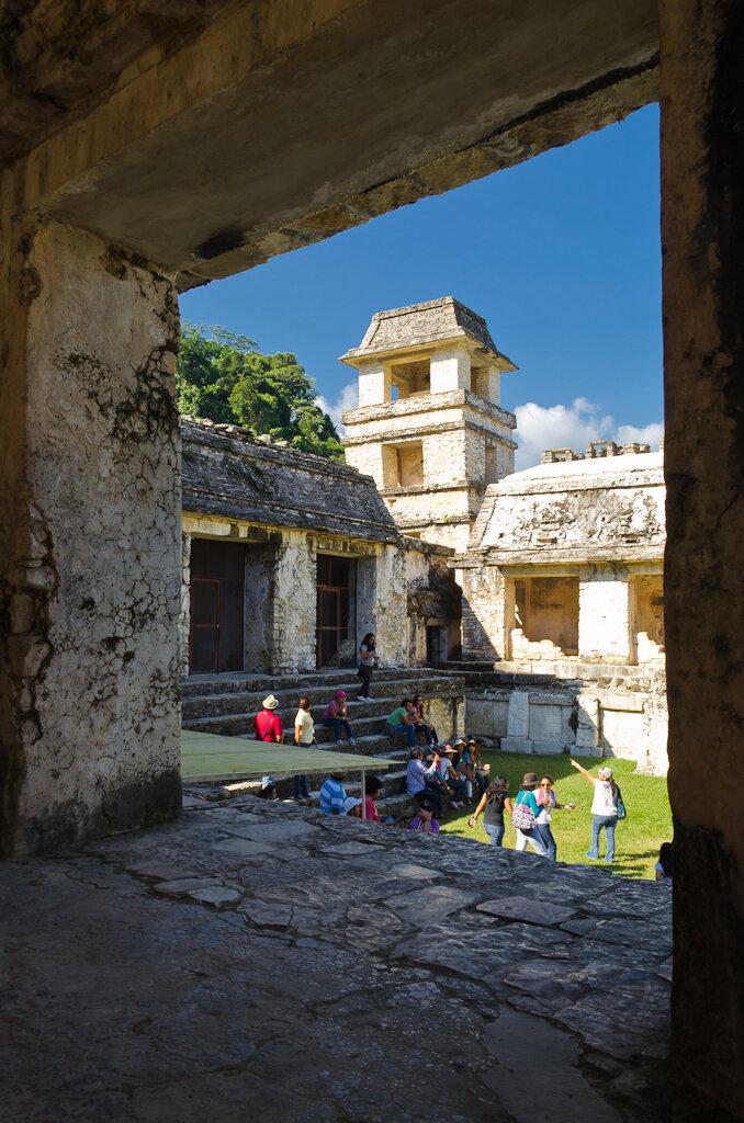 Древний город индейцев майя Palenque. Отдых в Мексике. Отзывы