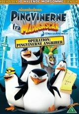 Пингвины Мадагаскара. Пропавшие смотрите на сайте у Винкс