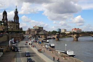 Дрезден -столица Саксонии
