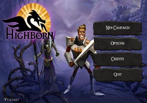 Highborn - торрент