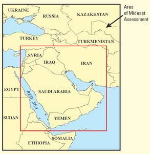 Usgs assessment: Undiscovered Conventional Resources of the Arabian Peninsula and Zagros, 2012