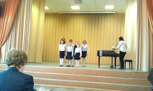 VII окружной вокально-хоровой и инструментальный конкурс