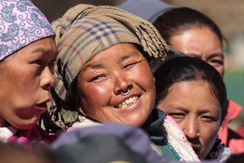 Праздник в Непале