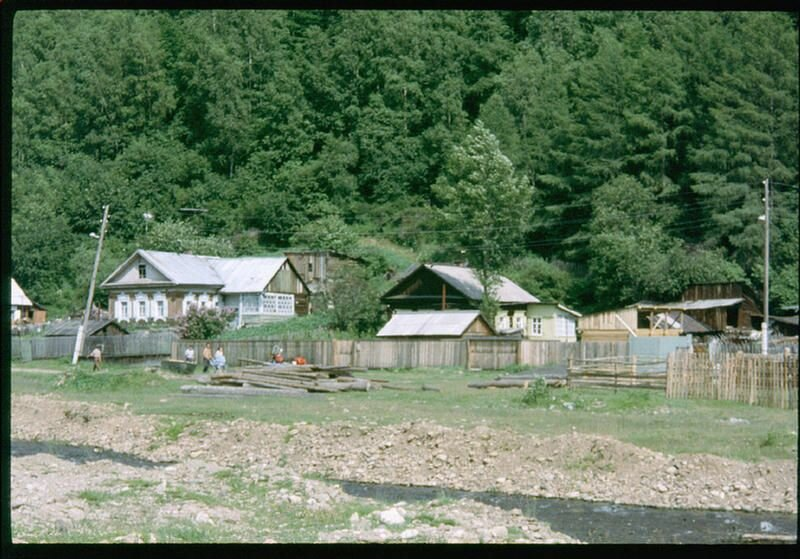 162. Село Николы на Байкале