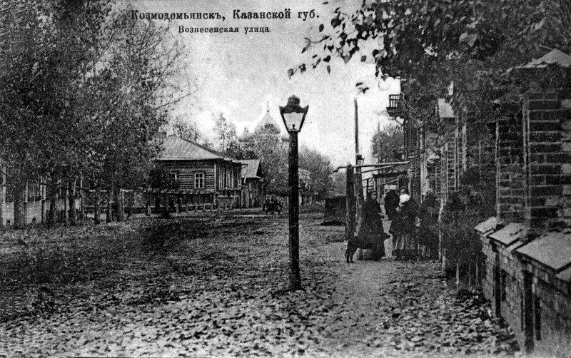 4. Вознесенская улица