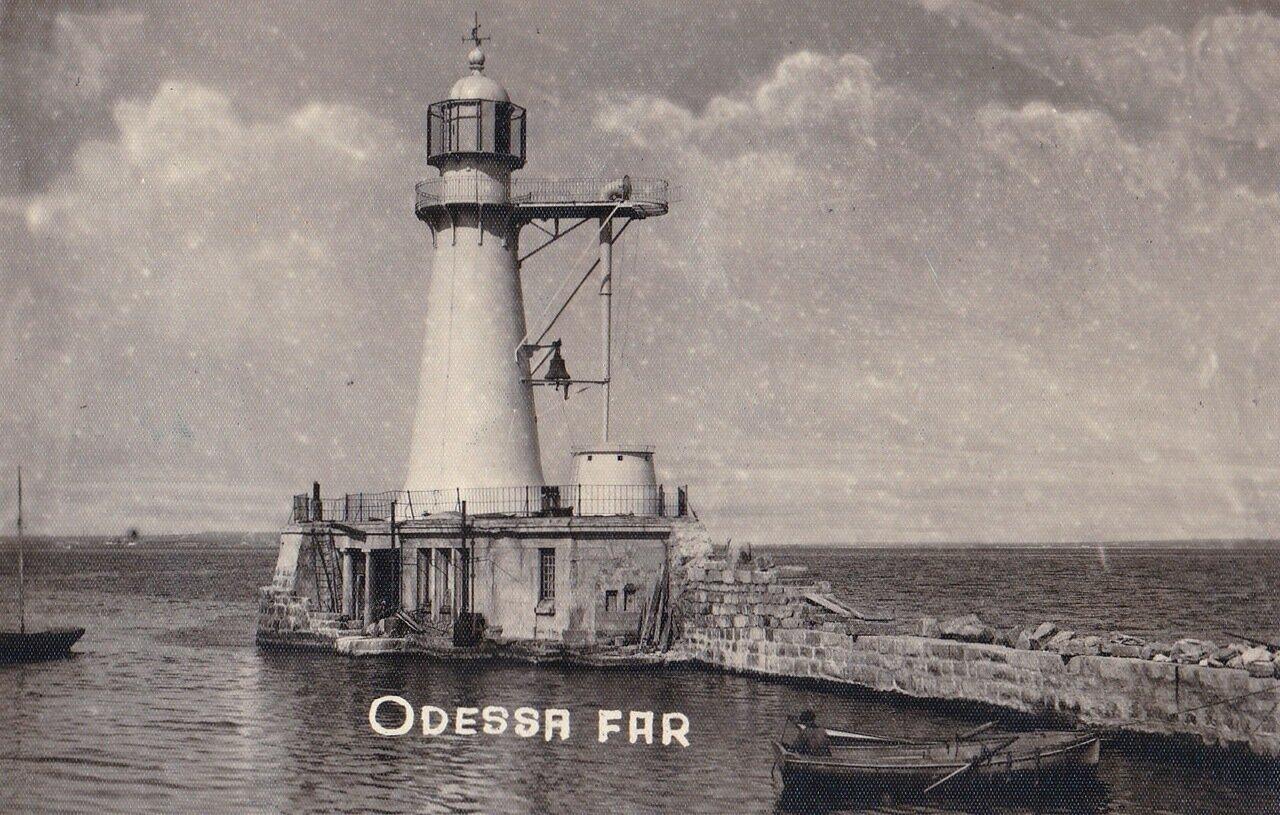 Одесса. Воронцовский маяк