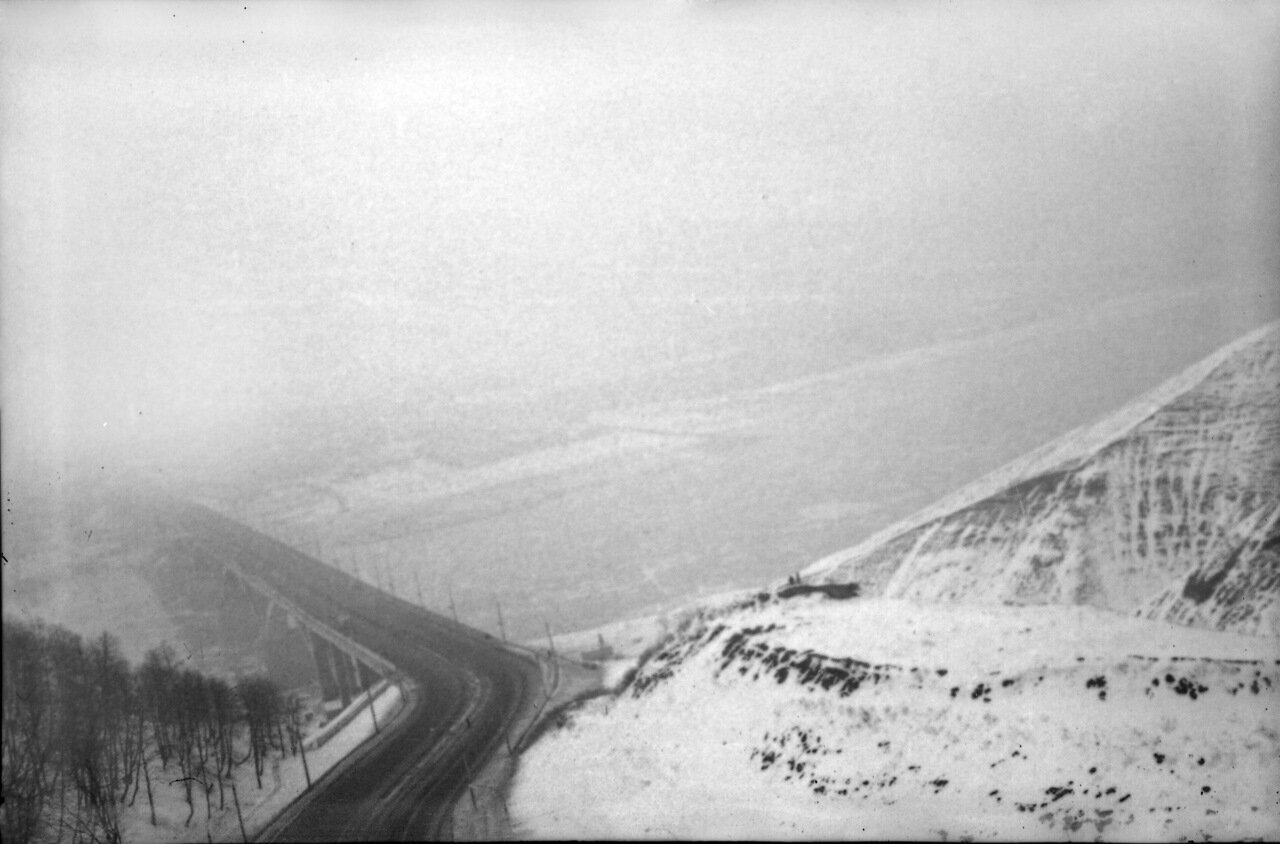Окский съезд и Молитовский мост