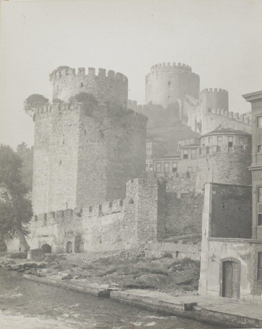 Турция. Константинополь. Румельская крепость