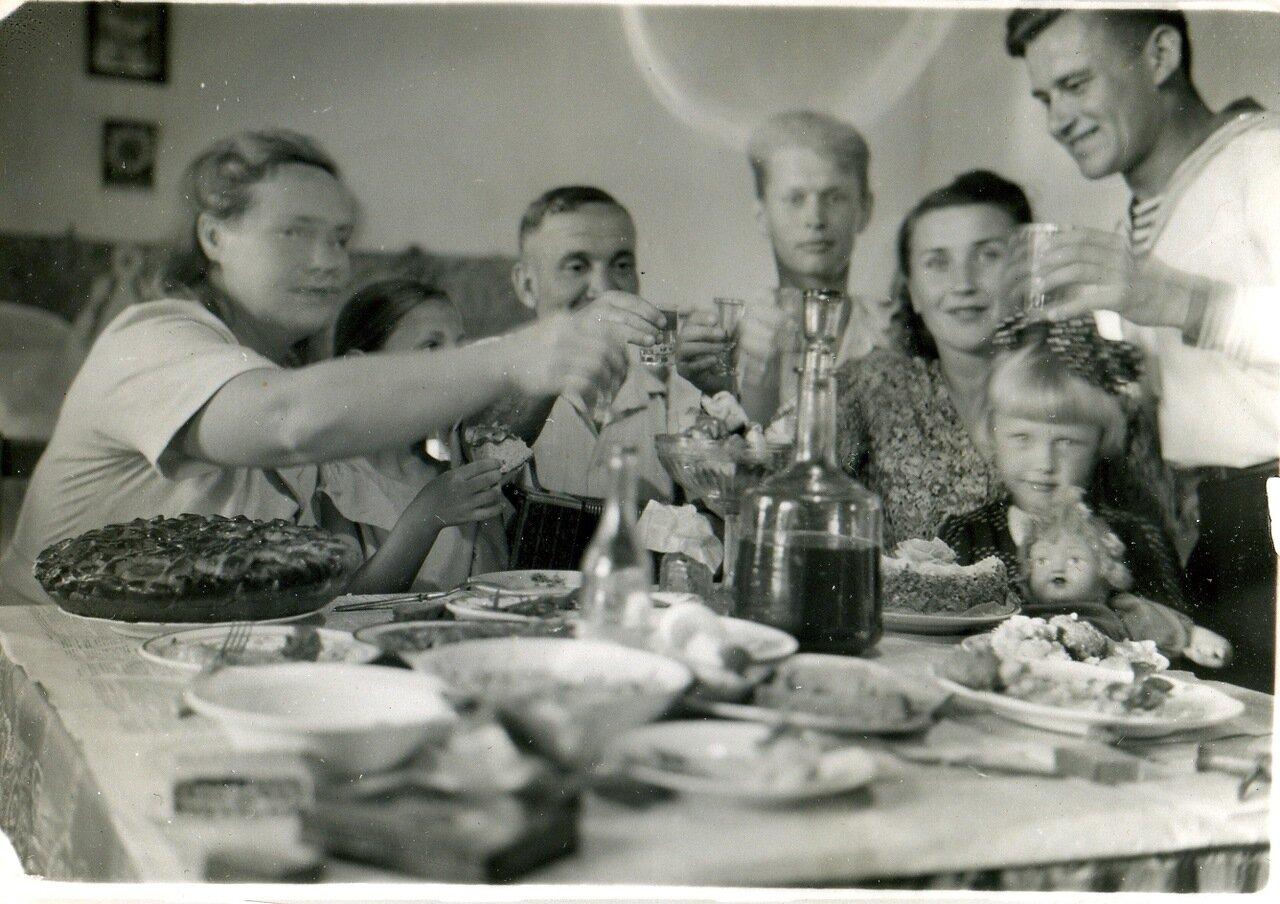 Конец 40-х, Севастополь.