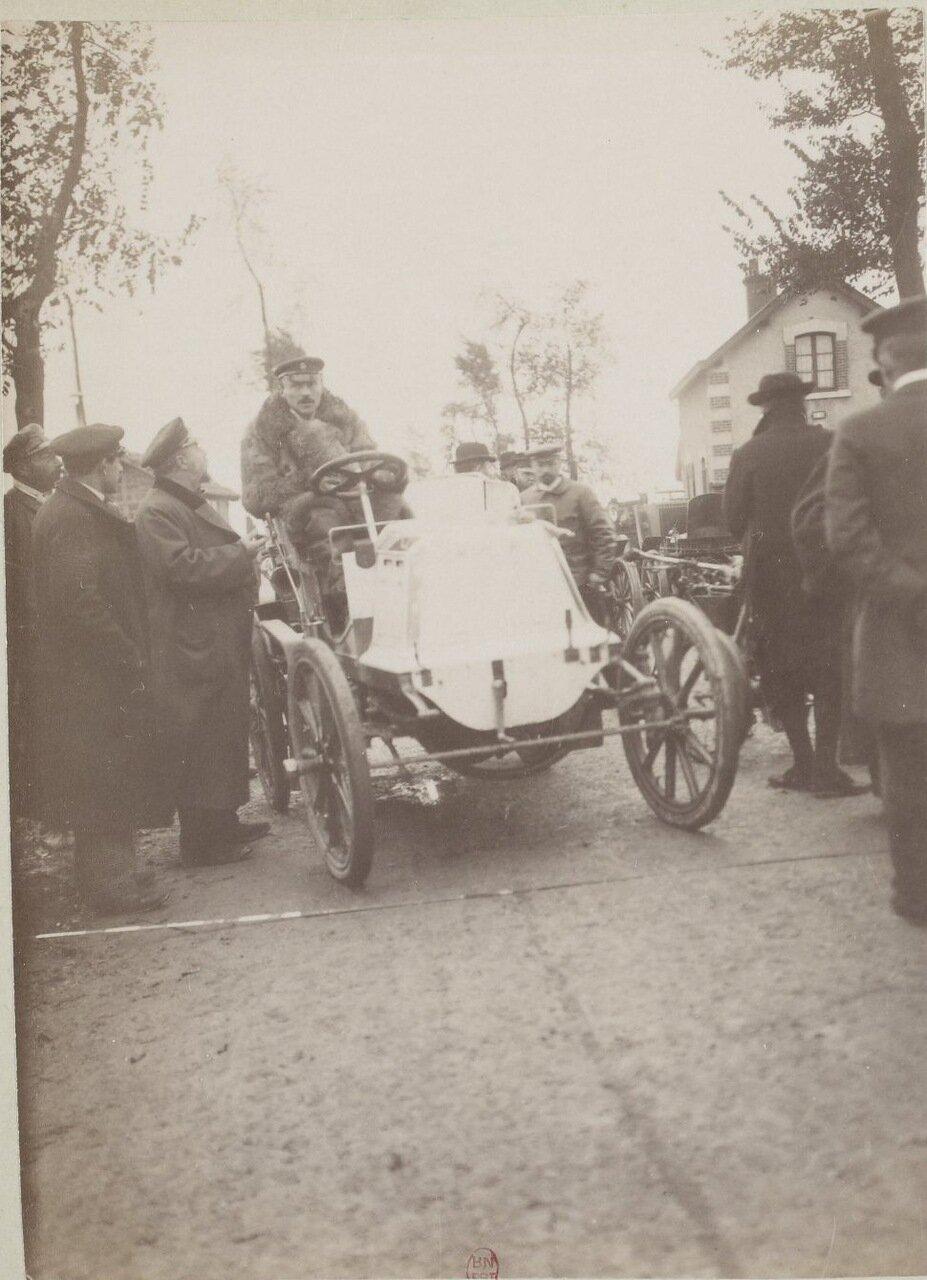 Гонка в Шантлупе, 27 ноября 1898