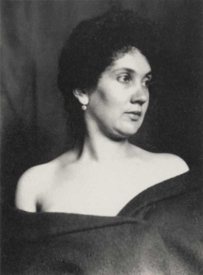 Портрет Жанны