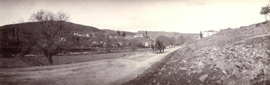 15. На дороге в Буджали
