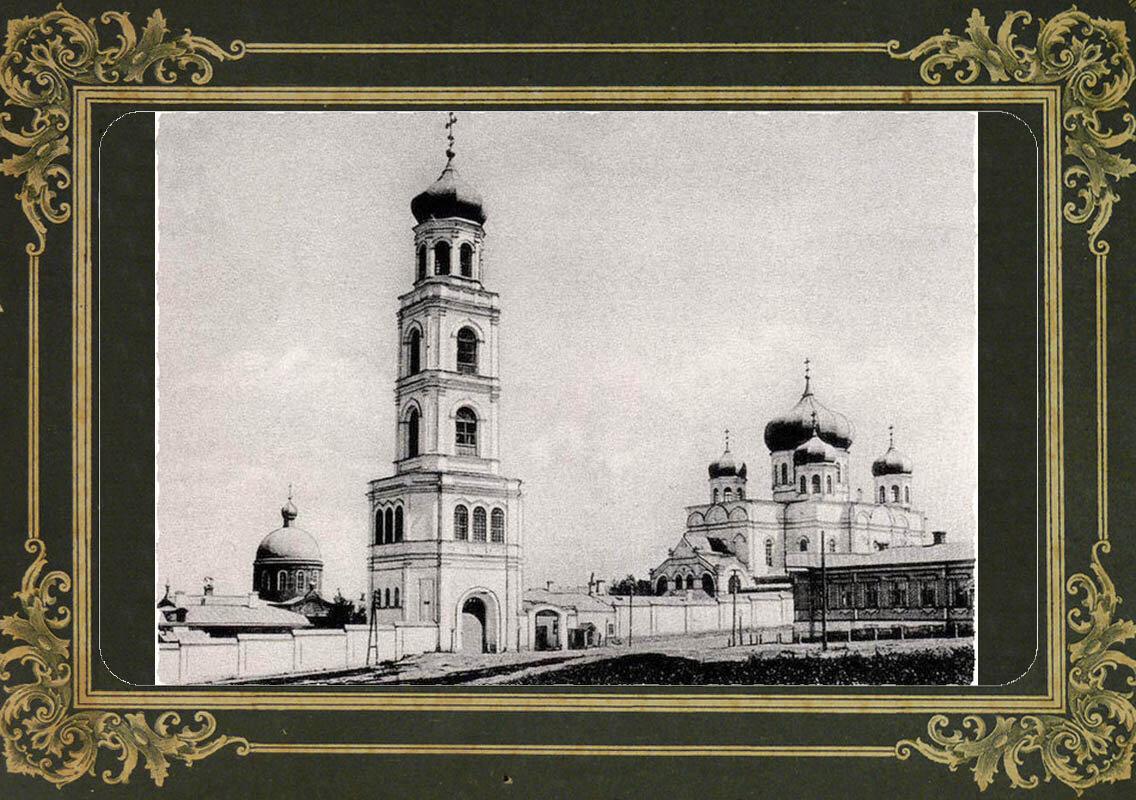15. Женскiй монастырь