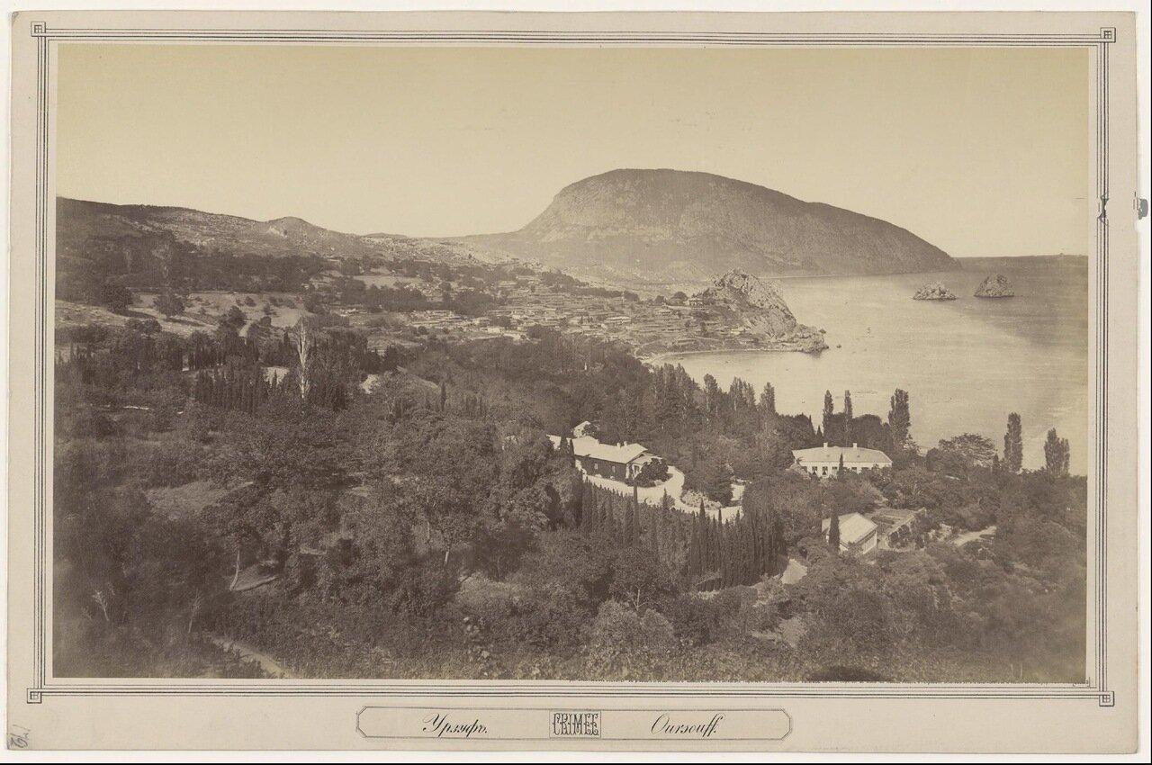Гурзуф.Конец 1870-х.