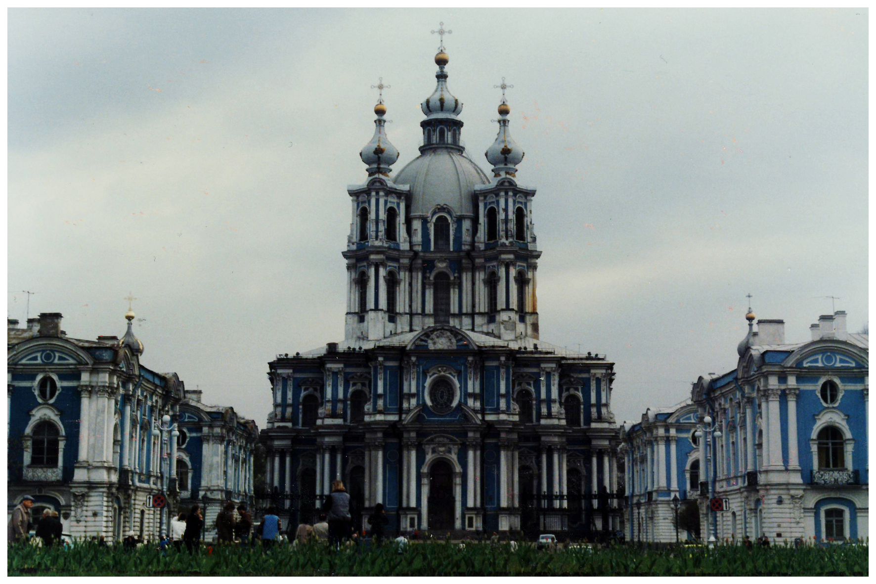 Ленинград. Июнь