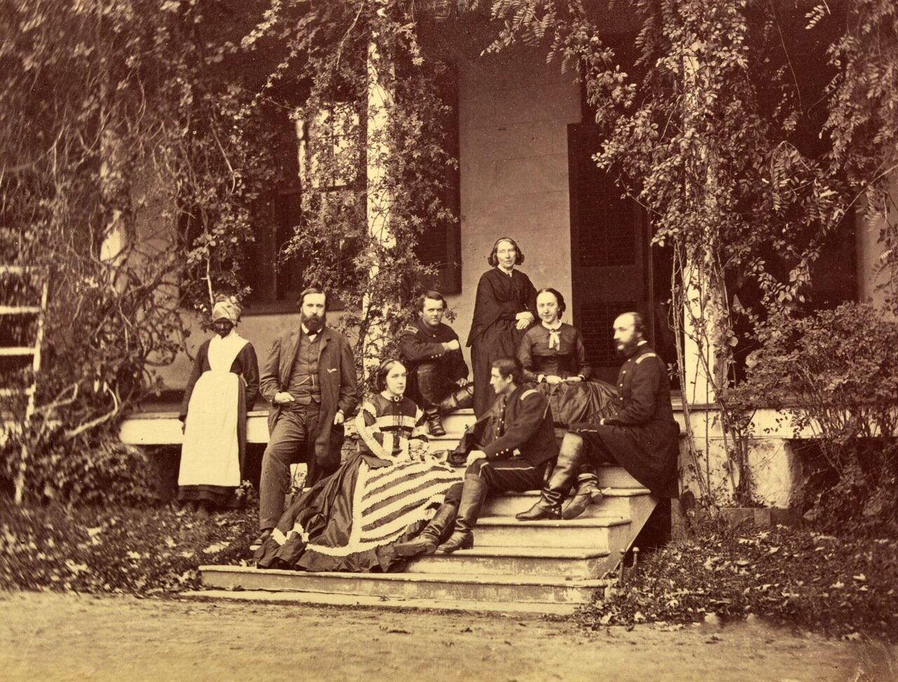Сцена в Плезант-Валли у подножья Южных гор. Мэриленд, октябрь 1862 г.