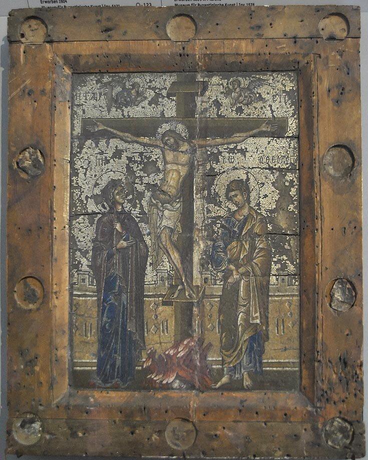 икона, византии искусство