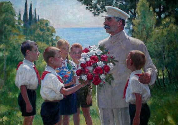 Великая страна СССР :: Спасибо товарищу Сталину за наше счастливое детство!