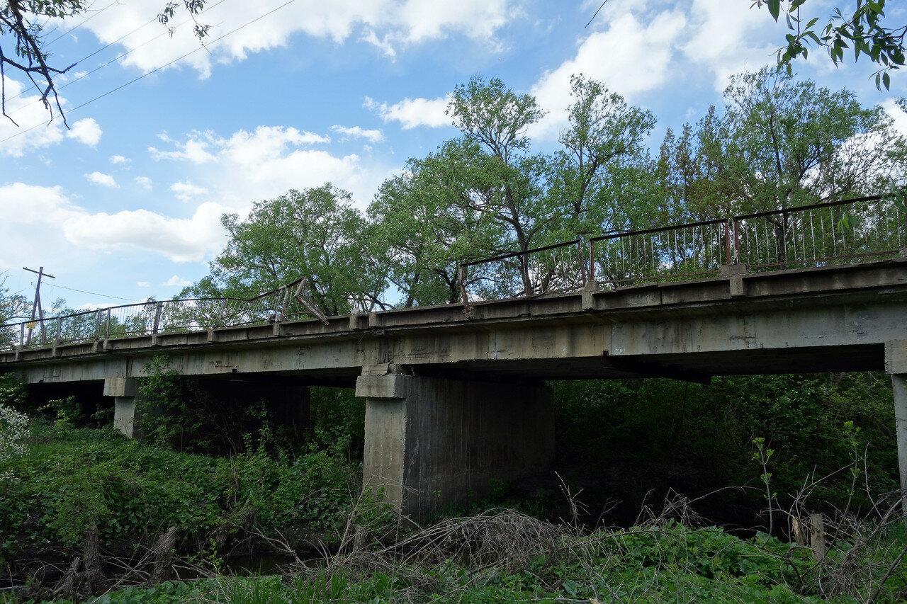 мост жесть