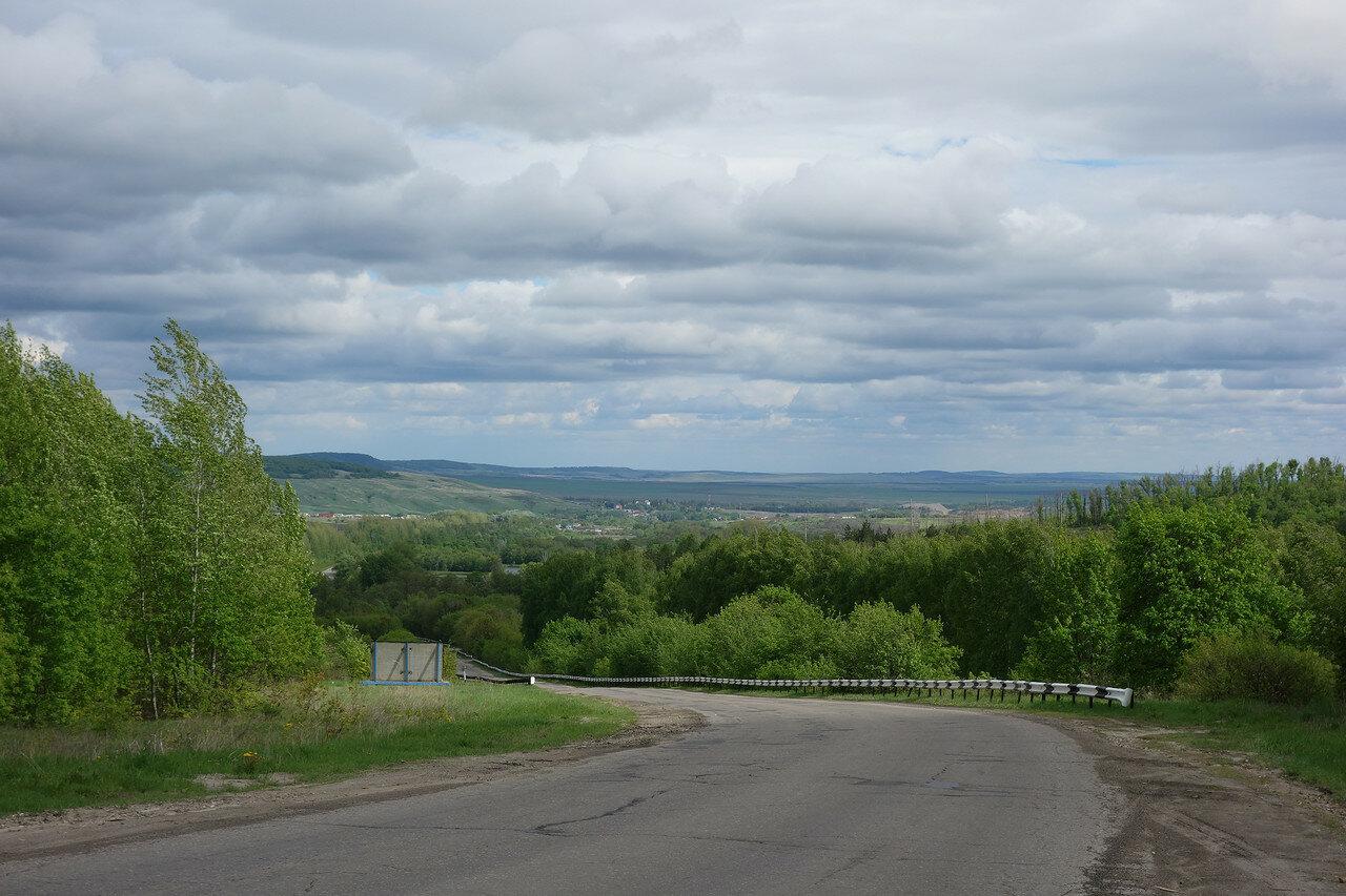 водораздел Волга | Дон