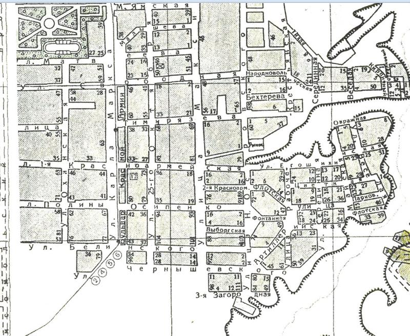 Часть улицы Горького 1948.png