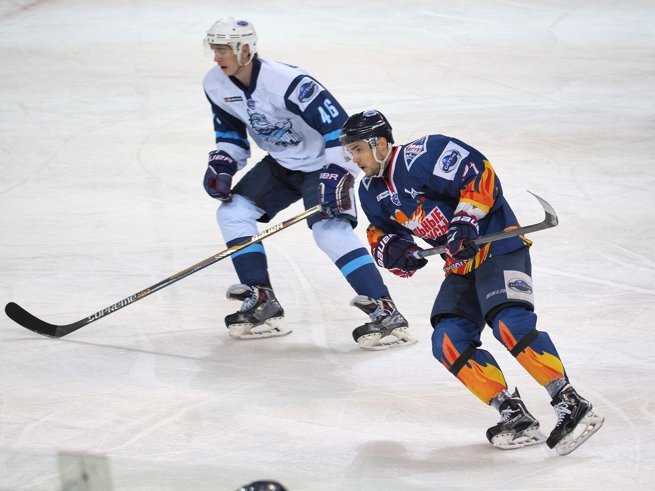 24Плей-офф МХЛ 2016 1/4 Стальные Лисы - Сибирские Снайперы 21.03.2016