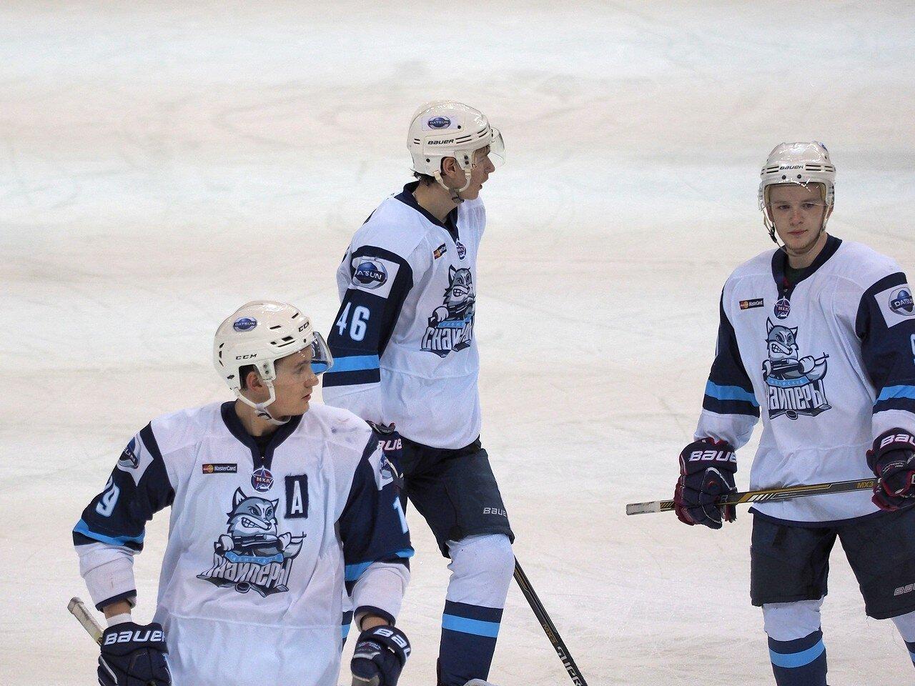 44Плей-офф МХЛ 2016 1/4 Стальные Лисы - Сибирские Снайперы 21.03.2016