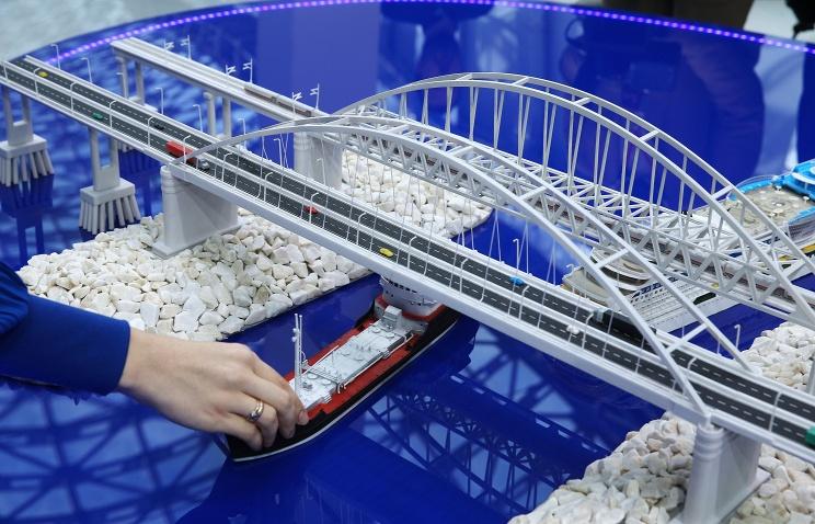 Выдано разрешение на постройку моста в Крым