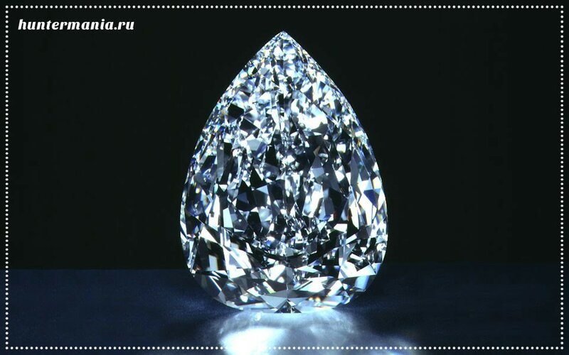 Самые большие бриллианты в мире - Звезда тысячелетия / Millennium Star