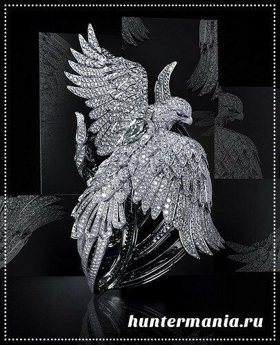 Самые дорогие часы в мире - Cartier Secret Watch with Phoenix