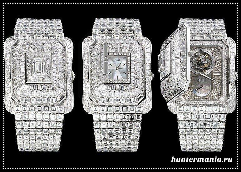 Самые дорогие часы в мире - Piaget Emperador Temple