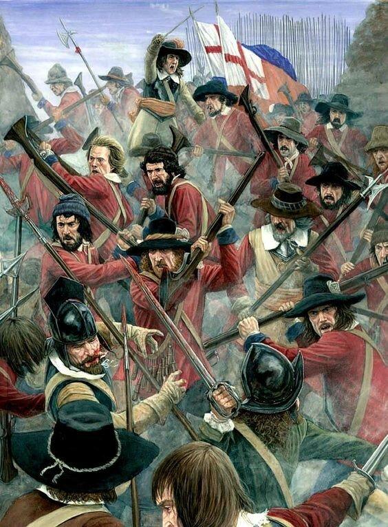 causes revolution 1642