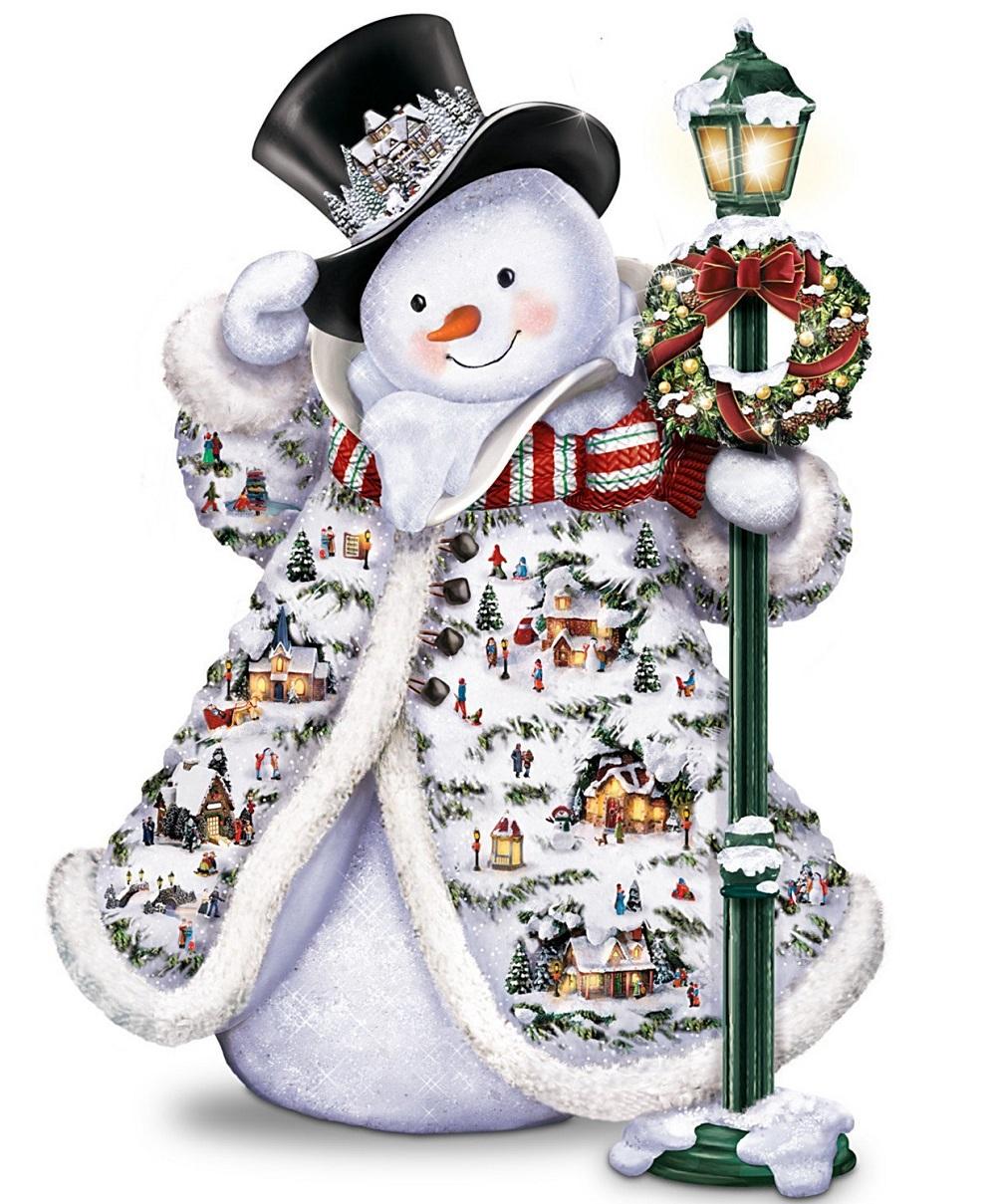 winter wonderland village схема вязания