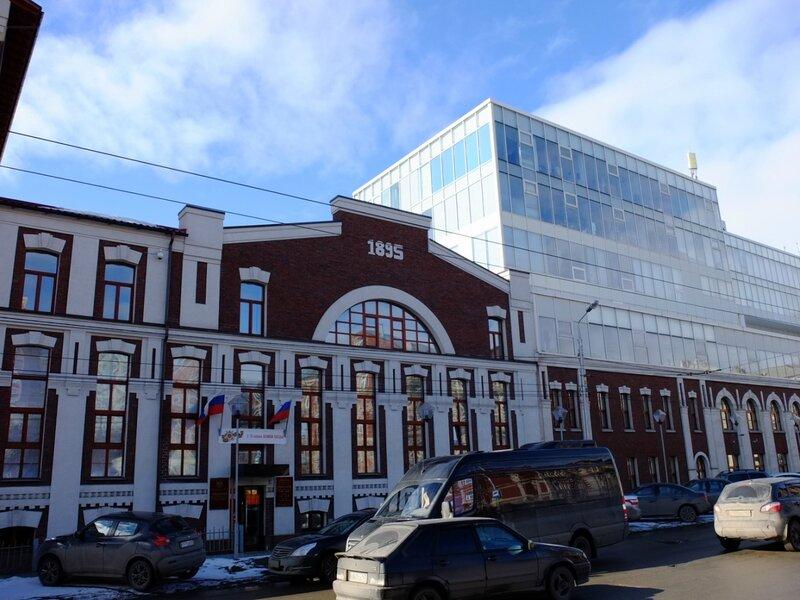 Льва Толстого и Никитинская 155.JPG