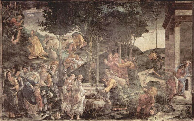 Прекрасные росписи Сикстинской капеллы 0 13c0f6 19542387 XL