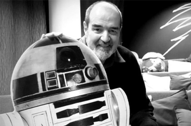 Создатель робота R2 D2 Тони Дайсон умер на Мальте