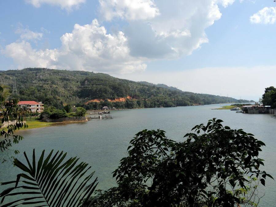 Озеро Посо