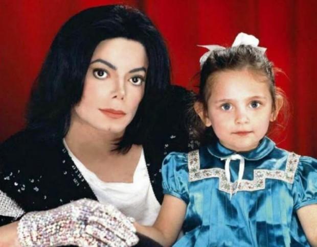 Как сейчас выглядит дочь Майкла Джексона