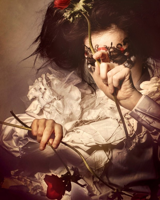 Bjork for AnOther Magazine by Nick Knight