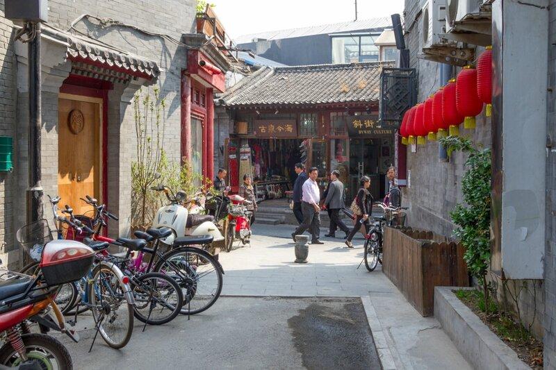 Шичахай, Пекин