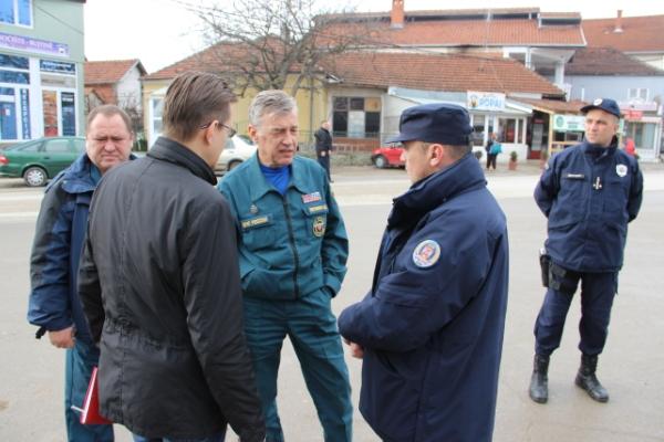 Поездка сотрудников РСГЦ в Прешево