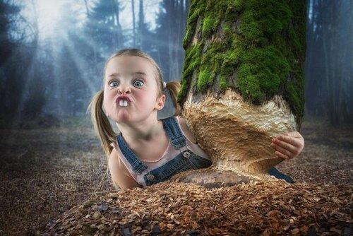 Дорогая, я отфотошопил детей