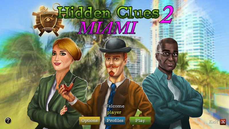 Hidden Clues: Miami