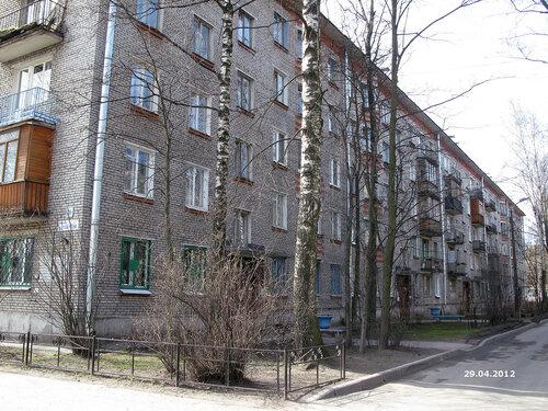 ул. Бутлерова 26