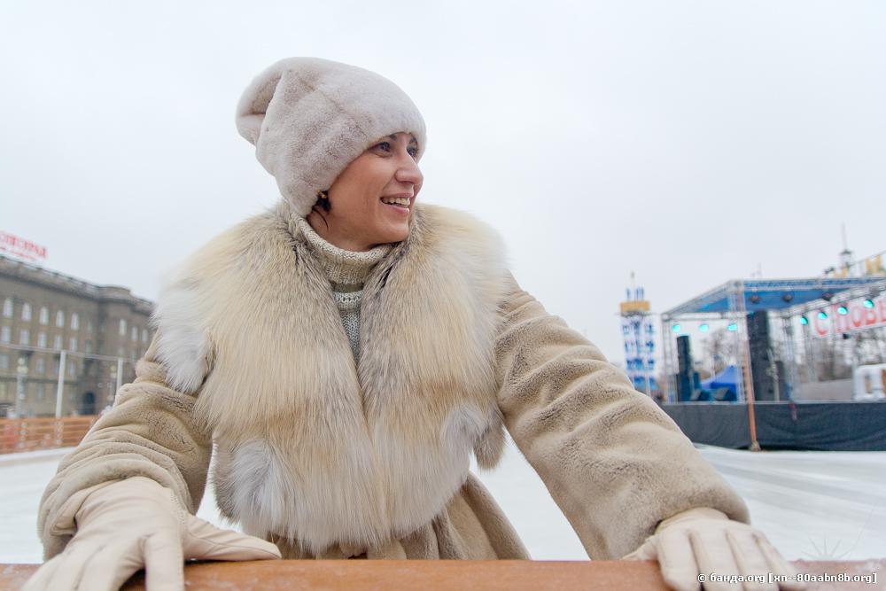 Начало жизни ледового катка