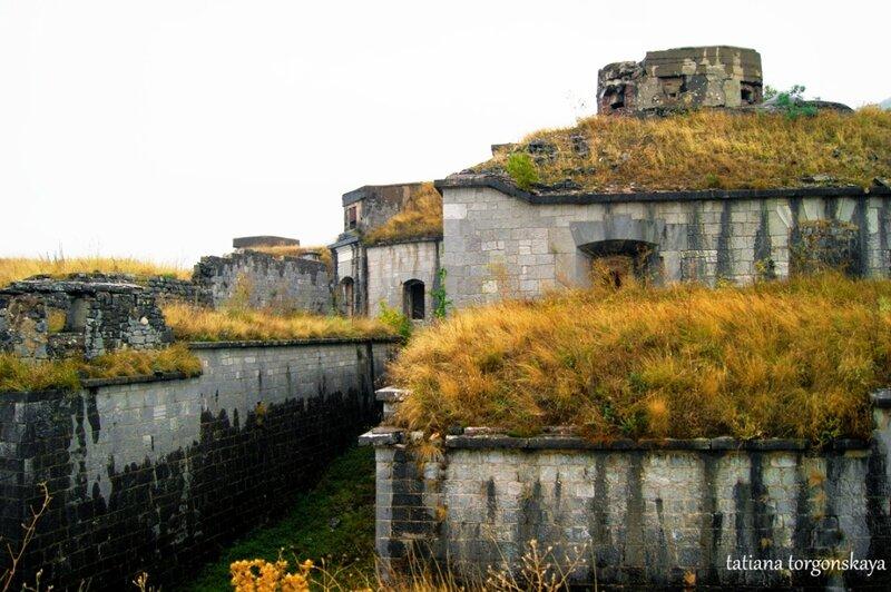 Крепость Горажда
